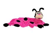 Snuggle Pets Cuddleuppets Ladybird