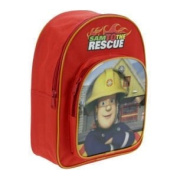 Trade Mark Collections Fireman Sam Backpack School Bag
