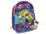 Ben 10 Alien Force School Nursery Backpack / Rucksack / Travel Bag with Padded Shoulder Straps