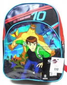 Ben10 School Bag Backpack Back Pack Rucksack - B54301