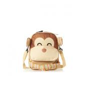 Navigate Chimp Lunch Pack Bag - Brown