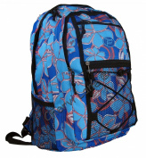 Womens Girls Floral School College Work Travel Gym Hiking Backpack Rucksack Bag