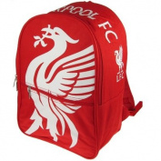 Liverpool F.C. Backpack BL. A perfect product/gift to show support for the team you love. Also availible in other clubs.