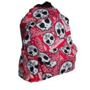 Bleeding Heart Sugarskull Backpack