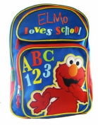 I Love School Sesame Street Mini Backpack - Elmo Backpack