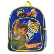 Go, Diego, Go! Small BackPack - Diego Small School Bag
