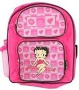 Betty Boop School Backpack Bag