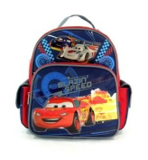 Disney's Cars BackPack Small Size - Disney's Cars School Bag Small