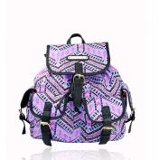New!!! Anna Smith (By LYDC) Designer Retro Aztec Backpack/Rucksack/School Bag