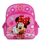 Minnie Mouse Small Backpack - Minnie Mouse Small School Bag