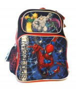 SpiderMan Backpack - Spider Man School Bag