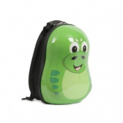 The Cuties And Pals Dinosaur Backpack - Green