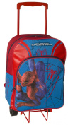 MATTEL 12446 TROLLEY BACKPACK RELEASABLE SPIDERMAN