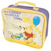 WINNIE THE POOH KIDS CHILDRENS INSULATED SCHOOL NURSERY LUNCH BOX SANDWICH BAG