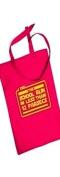 I did the school run in 12 parsecs tote bag