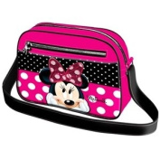 MINNIE MOUSE ZIPPED SMALL SHOULDER BAG