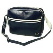 Fred Perry Shoulder Bag School / Gym / Messenger Bag Navy