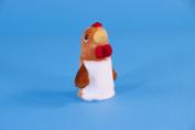 Cockerel Finger Puppet Soft Toy