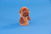Orangutan Finger Puppet Soft Toy