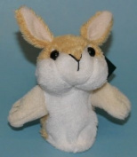 Rabbit Finger Puppet Soft Toy