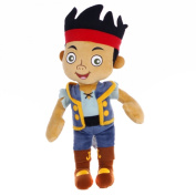 Disney's Jake and The Never Land Pirates Jake Soft Plush Toy 25cm