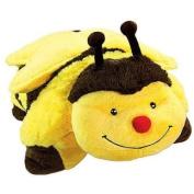 Bumble Bee Pillow Animal Pillow Pets Foldable Cushion 50x35cm Extra Large Pelush Toy Cushion