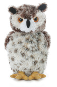 Aurora World 20cm Mini Flopsie Osmond Owl