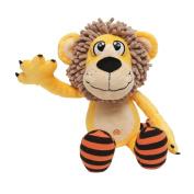 Okiedog Snoodles Larry Lion Soft Toy