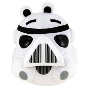 Star Wars Angry Birds Stormtrooper Soft Toy