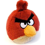 Angry Birds 20cm Plush Toy - Red