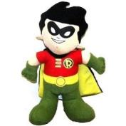 Robin Plush Toy - DC Super Friends Doll