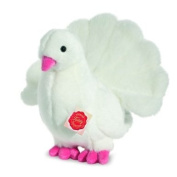 Dove Plush soft Toy by teddy Hermann. 23cm. 941422