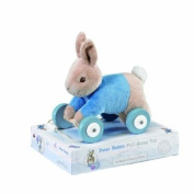 Peter Rabbit Pull Along Childrens Toy