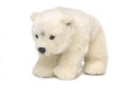 WWF 15187003 Polar Bear Plush Toy 30 cm