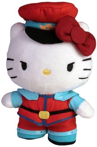 Toynami Hello Kitty M. Bison Mini Plush. Toy Zany. Free Delivery