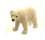 Polar Bear Plush Soft Toy by Hansa. 4776. 33cm. Execellent Quality.
