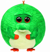 Ty Beanie Ballz Bayou Alligator Plush, Large