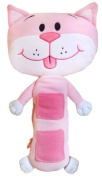 Generic Seat Pets Pink Cat Car Seat Toy Colour Multi