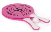 Baseline Wood Beach Paddle Bat Set - Assorted Colours