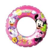 "Disney Minnie Mouse 22"" (56cm) Inflatable Swim Ring"