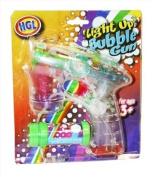 Bubbles Light Up Bubble Gun, Ages 3+, childrens toys