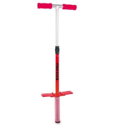 Real Fun Traditional Metal Pogo Stick - Red