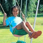 Childrens Kids Childs Adjustable Outdoor Garden Toy Rope Swing Seat