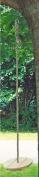Garden Toys - Wooden Monkey Single Rope Swing