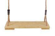 Garden Games Pine Wooden Swing Seat