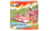 Bestway Dash'n Splash Race Water Slide - Red