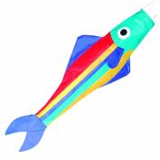 Brookite Rainbow Fish Windsock