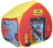 Pop It Up Childrens Pop Up Play Tent with a Unique Printed Play Floor Toy Play Tent/ Playhouse/ Den for Boys