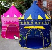Prince or princess summer Palace Castle Children kids Play Tent house indoor or outdoor garden toy wendy house playhouse beach sun tent boys girls