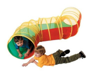 The Pop Up Co. Zig A Zag Tunnel